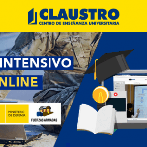 Curso intensivo online + plataforma psicotécnicos de Tropa y Marinería - Academia Claustro